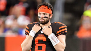 Baker Mayfield News