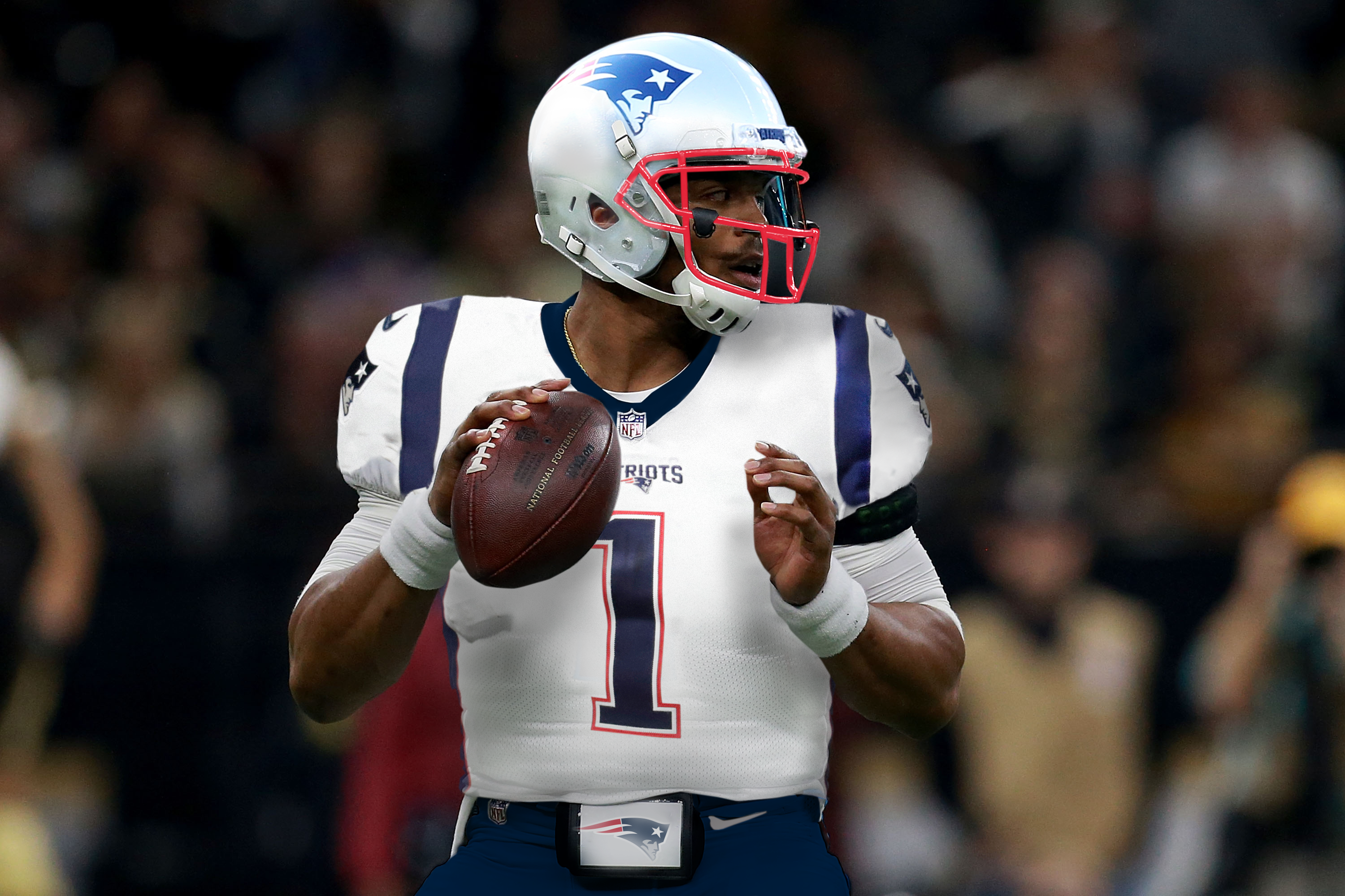 You are currently viewing Cam Newton Patriots Signing