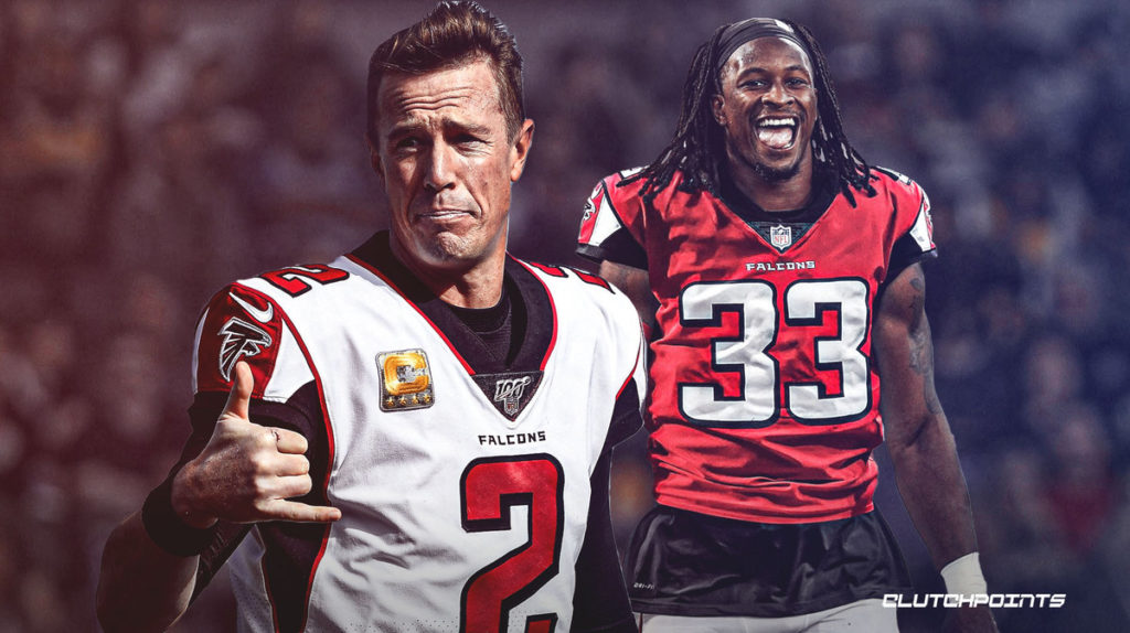 Read more about the article Matt Ryan Todd Gurley Stats