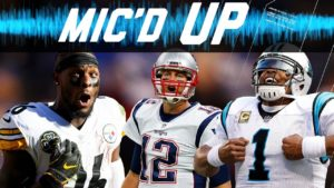NFL Players Mic'd Up