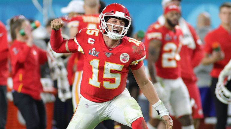 You are currently viewing Mahomes Contract Details