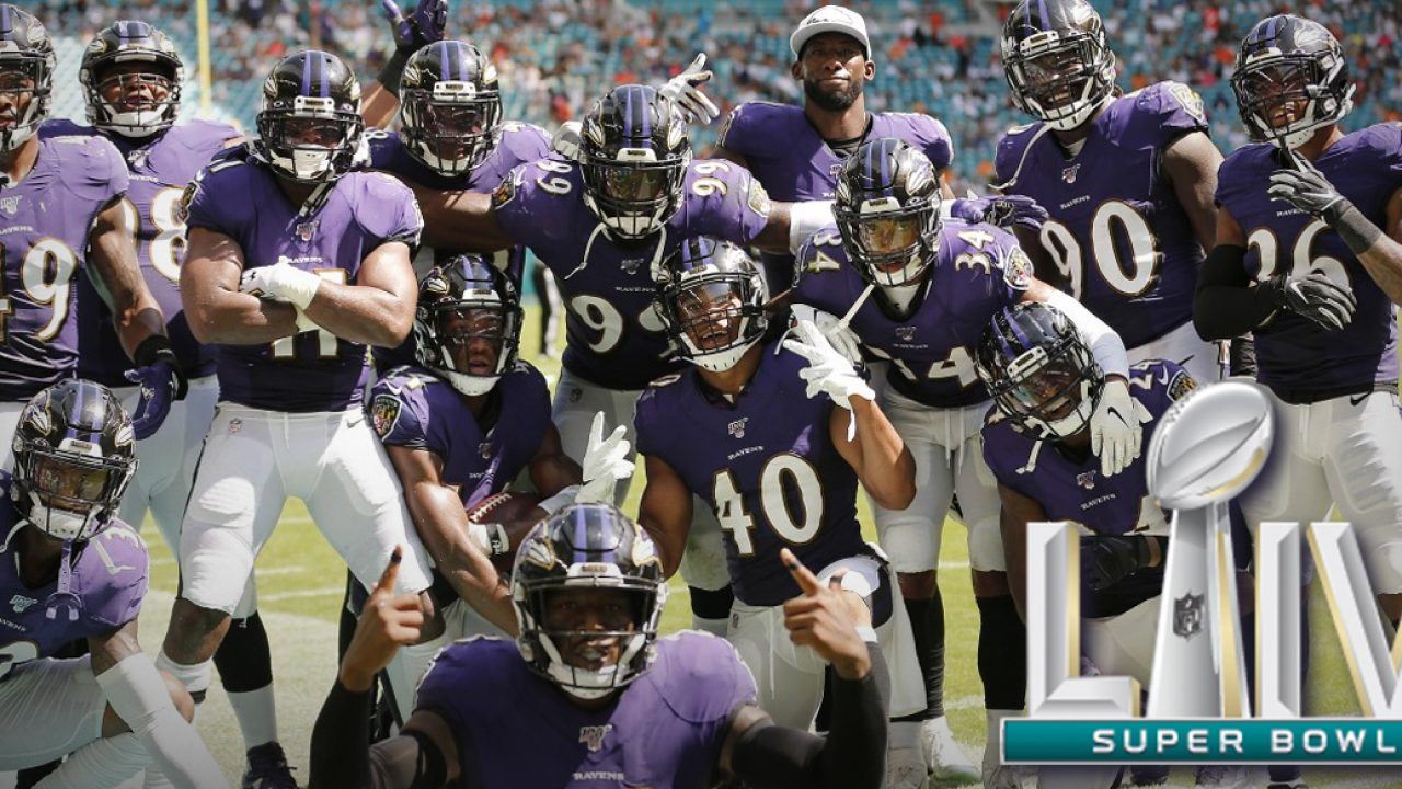 You are currently viewing Baltimore Ravens Super Bowl Odds