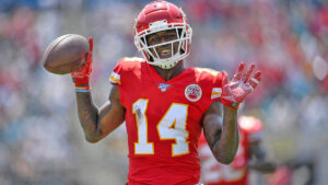Read more about the article Sammy Watkins Okay With Paycut To Stay With Chiefs