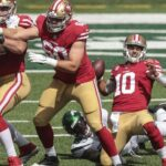 49ers Win Garoppolo and Bosa Injuries