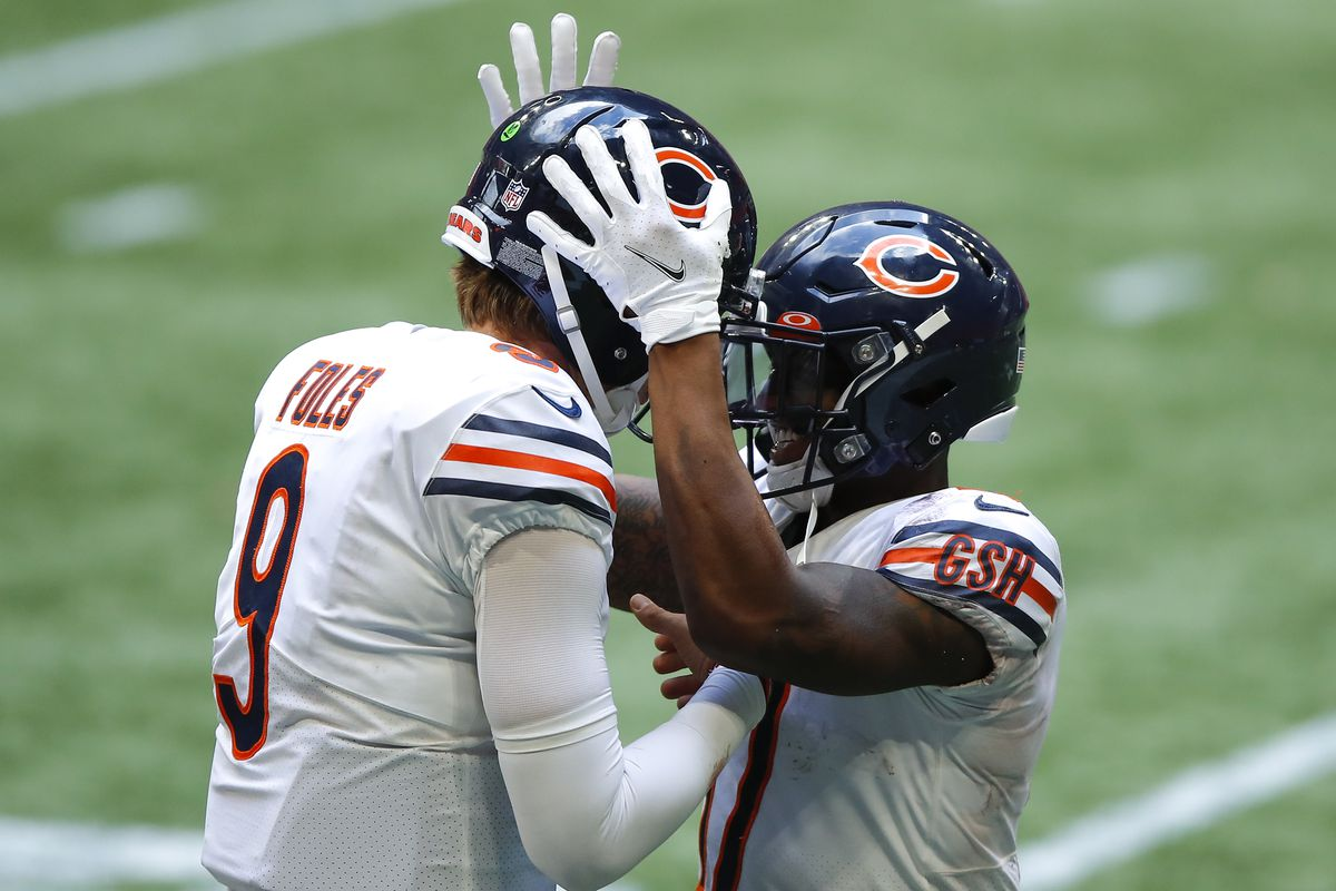 Read more about the article Nick Foles Bears Starter Week 4