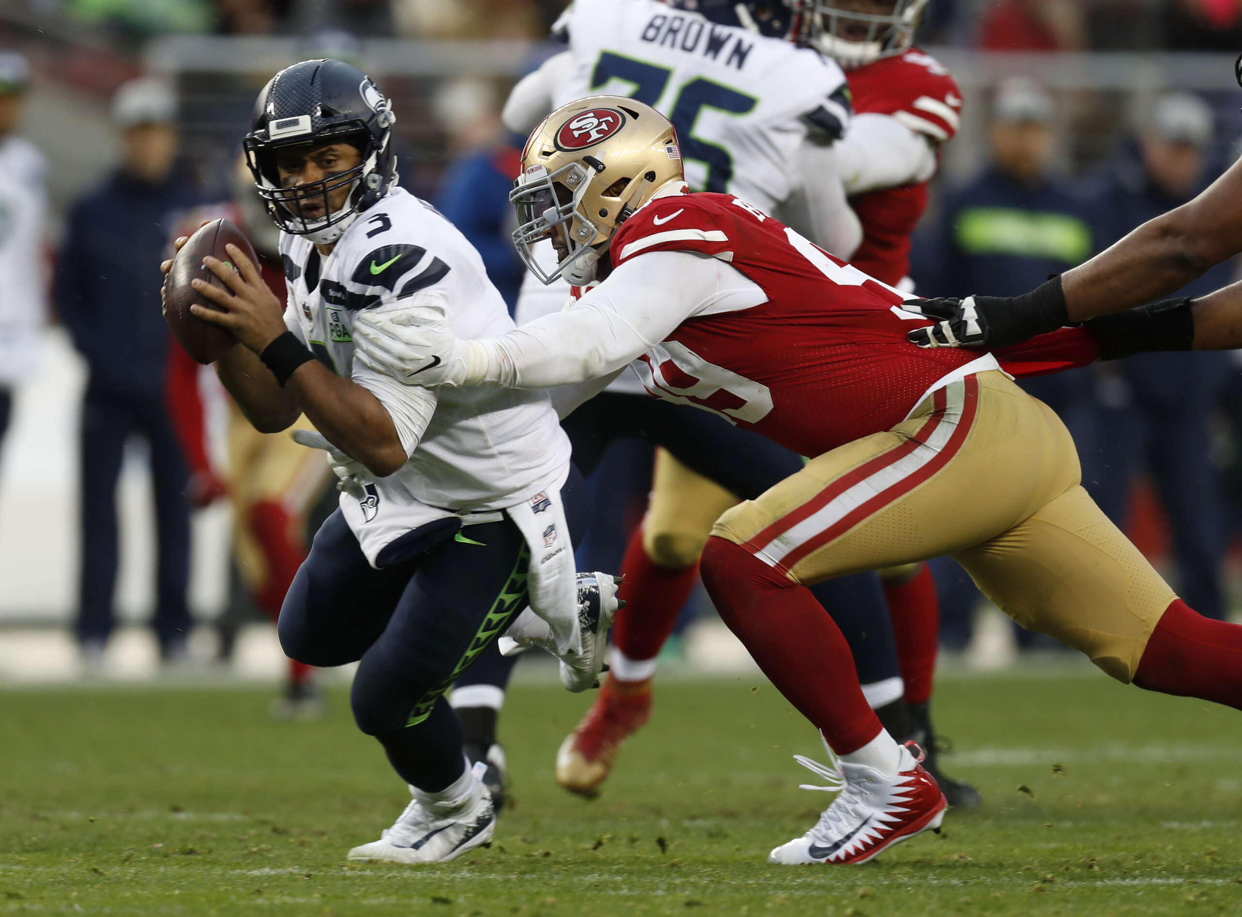 You are currently viewing 49ers vs Seahawks Betting