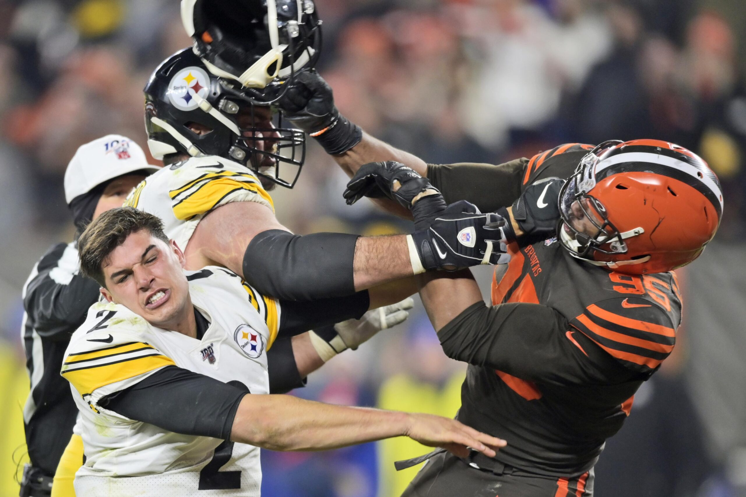 You are currently viewing Browns at Steelers Week 6