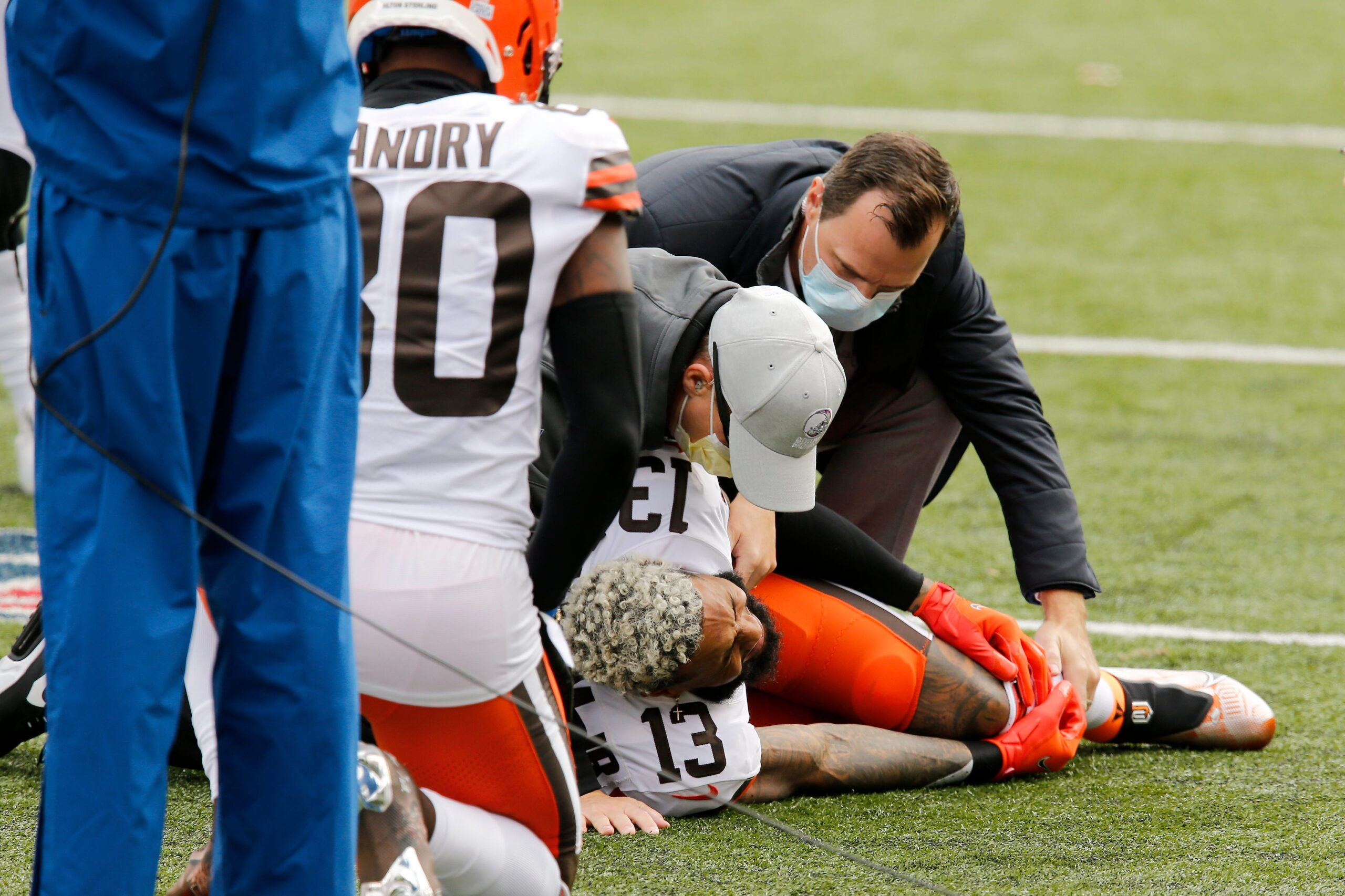 Read more about the article Odell Beckham Jr Injury