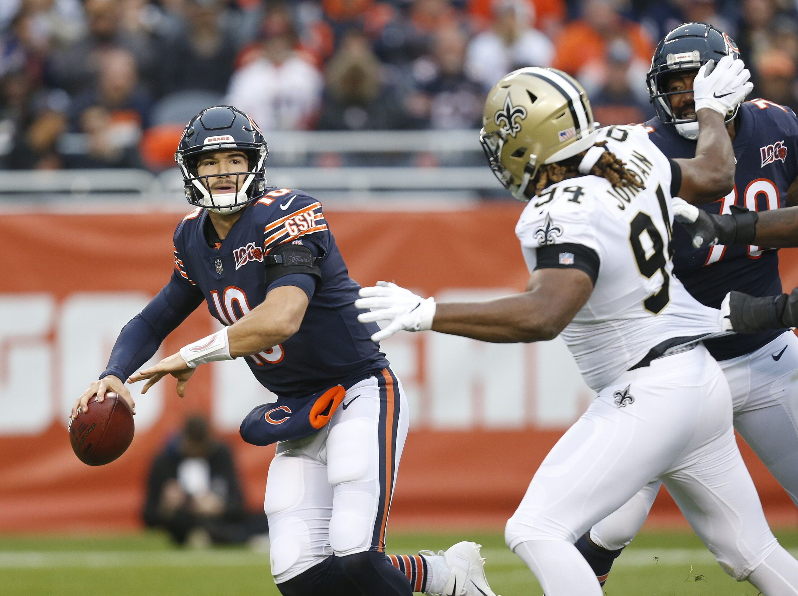 Read more about the article Saints Vs Bears NFL Bets