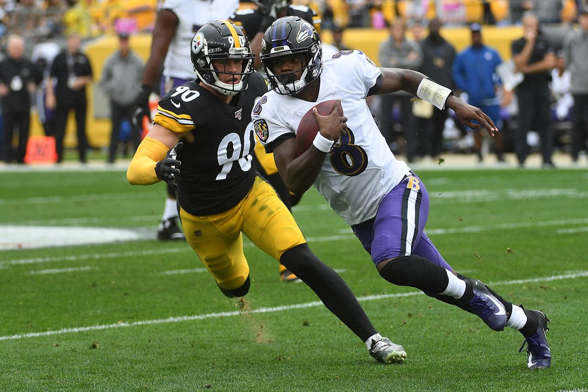 Read more about the article Steelers Vs Ravens NFL Week 8