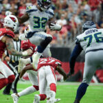 Cardinals Vs Seahawks NFL Week 11