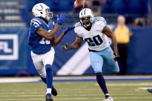 NFL Week 10 Colts Titans Betting