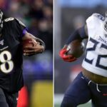 Tennessee Titans vs Baltimore Ravens Betting