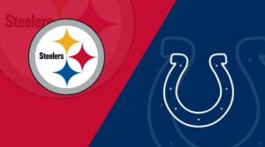 Colts Steelers NFL Wagering