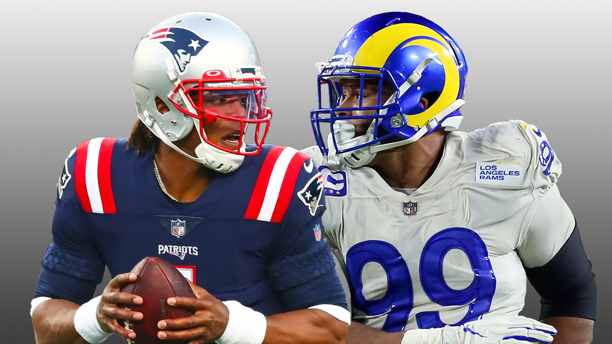 You are currently viewing Odds Patriots Rams NFL Bets 2021