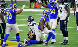 Rams at Seahawks NFL Bets