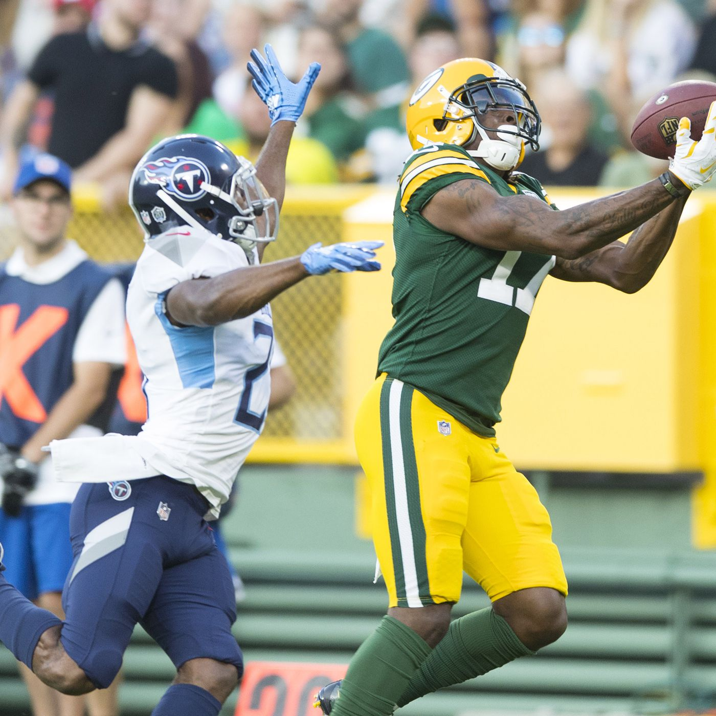 Read more about the article Titans Vs Packers NFL Week 16