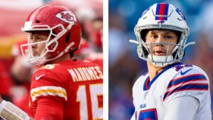 Bills Chiefs AFC Championship Odds