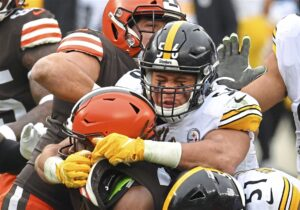 Browns Steelers NFL Playoffs Betting