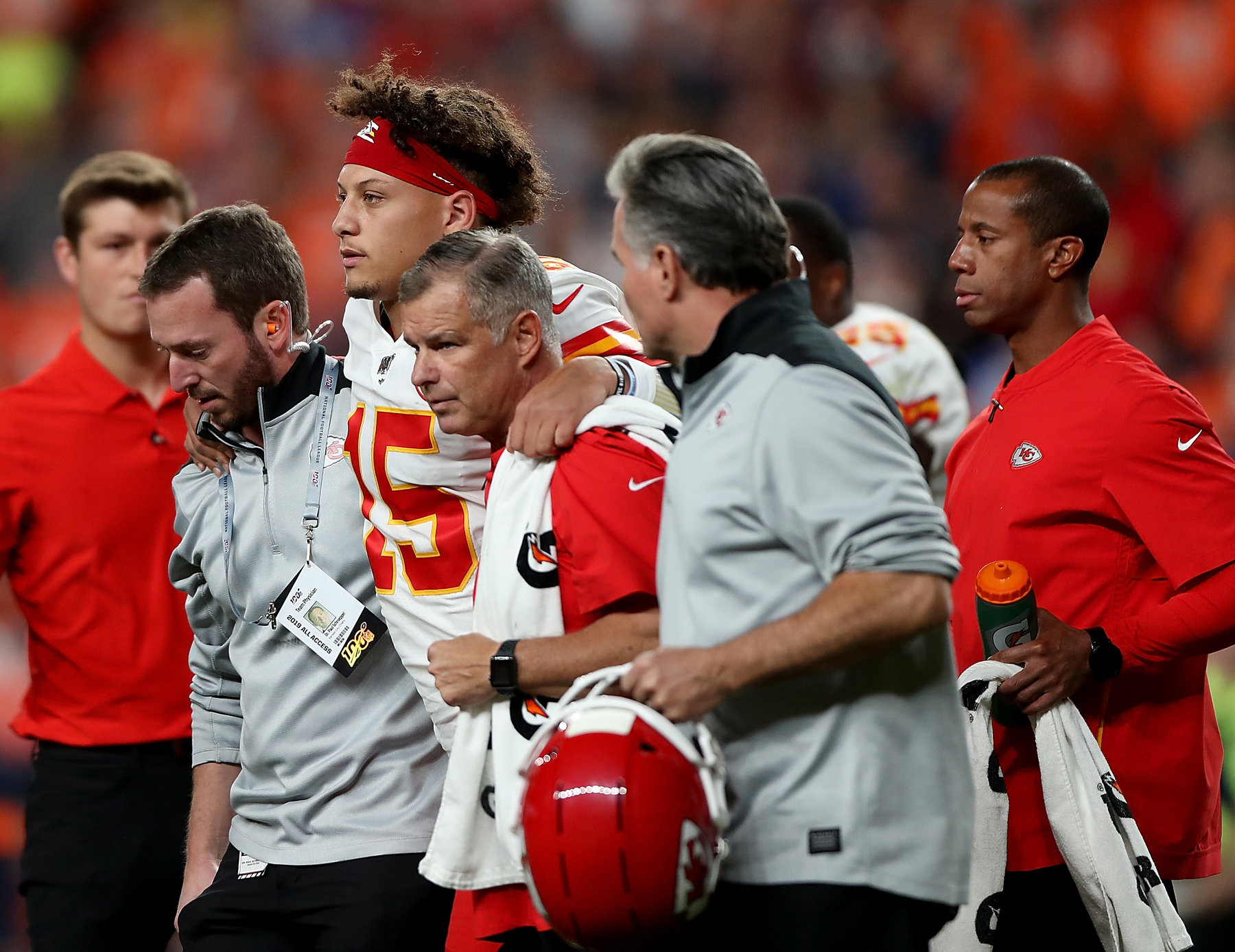Read more about the article Patrick Mahomes Injury Update