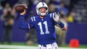 Carson Wentz Colts Betting Odds