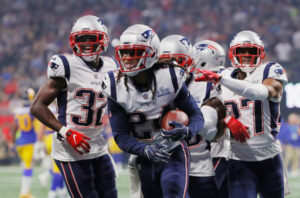Read more about the article Week 1 Football Team Patriots