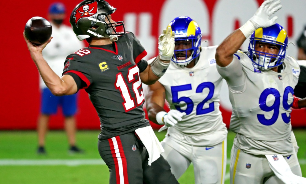 Read more about the article Buccaneers Vs Rams NFL Week 3