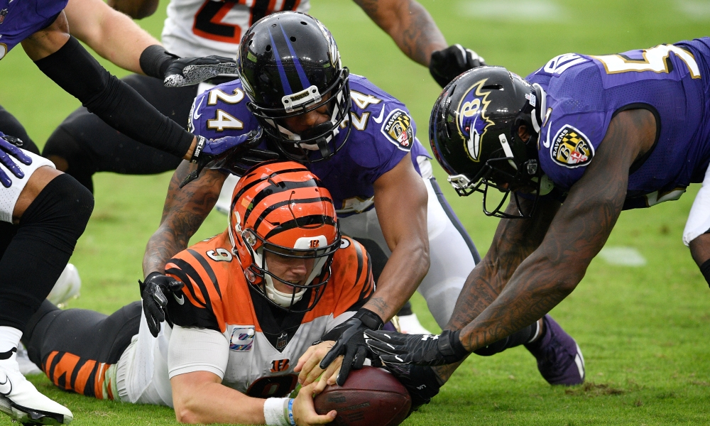 Read more about the article Bengals Ravens Week 7 Betting