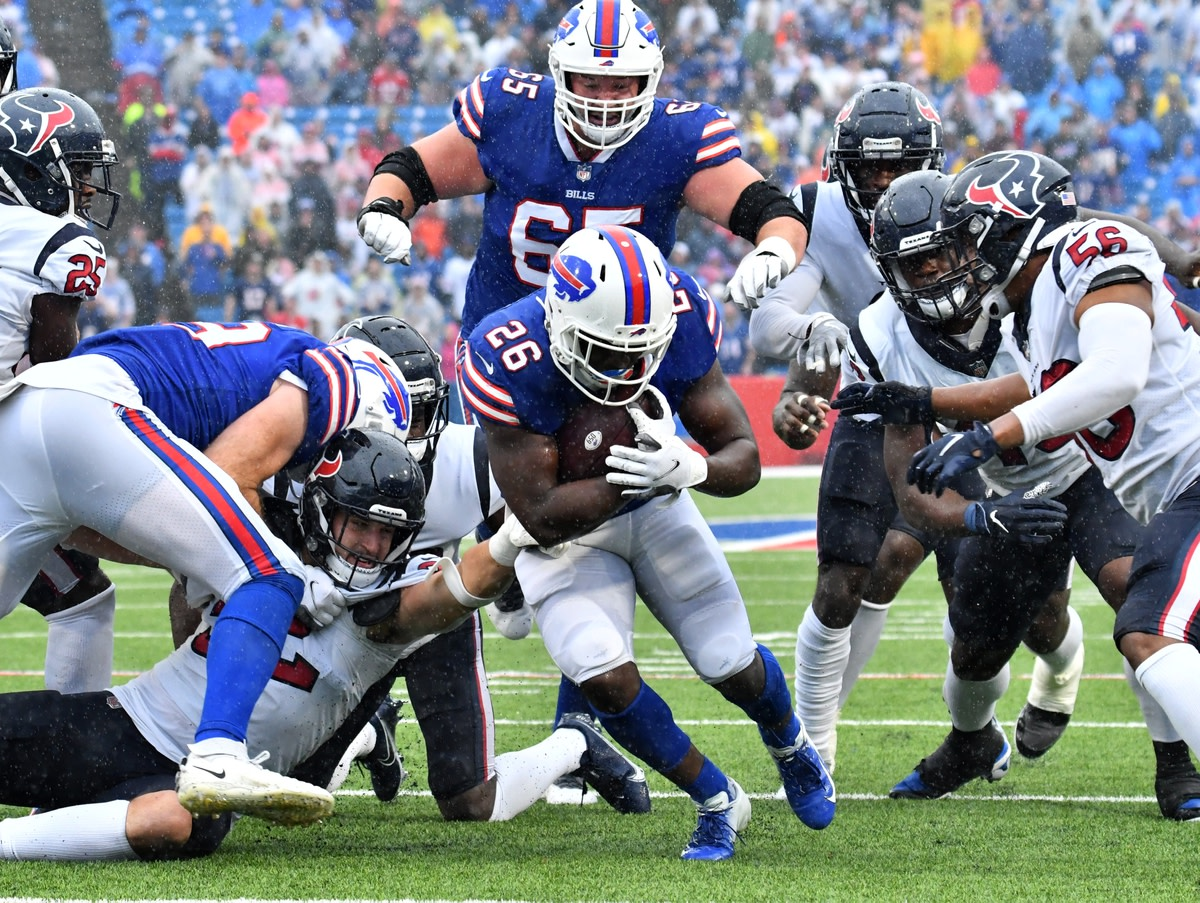 Read more about the article Bills Vs Titans NFL Bets