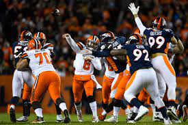 Read more about the article NFL Week 7 Broncos at Browns